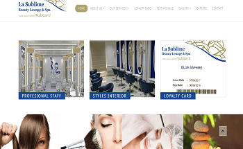 La Sublime Beauty Spa