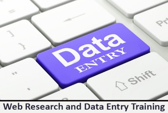 data-entry-training